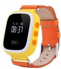 Smart Baby Watch GW900s (orange)