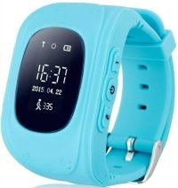 Smart Baby Watch Q50 (blue)