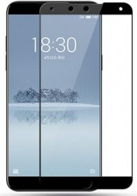 Стекло Meizu 16 Full Screen (black)