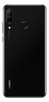 Смартфон Honor 20 Lite 4/128Gb (black) RU