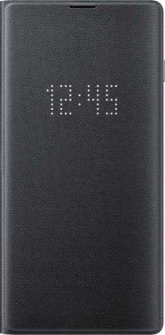 Чехол (флип-кейс) Samsung для Samsung Galaxy S10 LED View Cover (black)