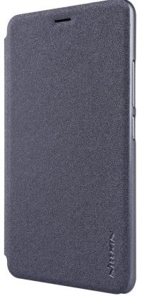 Чехол-книжка Nillkin Sparkle Leather case Xiaomi RedMi 4X (gray)