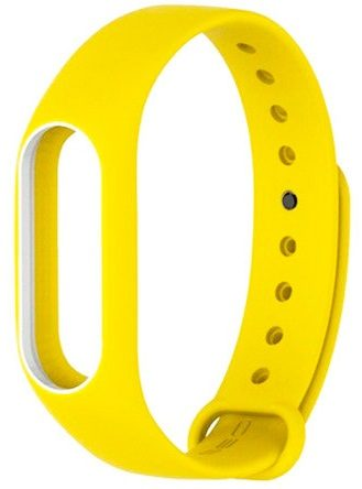 Ремешок Xiaomi Mi Band 2 (yellow)