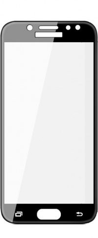 Стекло Samsung Galaxy J7 2017 (black)