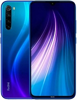 Смартфон Xiaomi Redmi Note 8T 4/64Gb (blue) EU