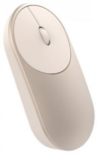 Мышь Xiaomi Mi Portable Mouse Bluetooth (gold)