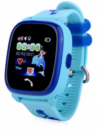 Smart Baby Watch GW400s (blue)