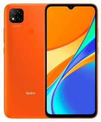 Смартфон Xiaomi Redmi 9C 3/64Gb NFC (orange) RU