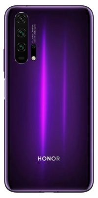 Смартфон Honor 20 Pro 8/256Gb (phantom blue) RU