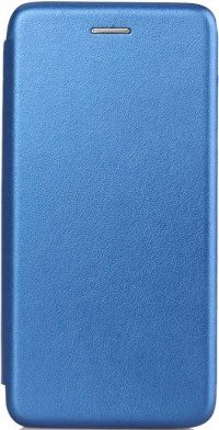 Чехол-книжка для Honor 10 Lite / Huawei P Smart (2019) Fashion Case 3D (blue)