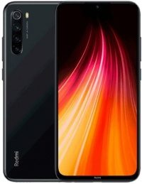 Смартфон Xiaomi Redmi Note 8 4/64Gb (black) EU