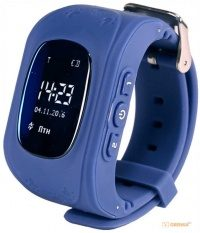 Smart Baby Watch Q50 (dark blue)