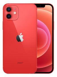 Смартфон Apple iPhone 12 64Gb (red)